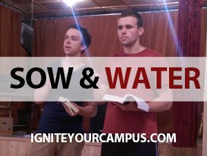 Sow & Water
